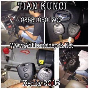 duplikat kunci mobil great xenia 2016